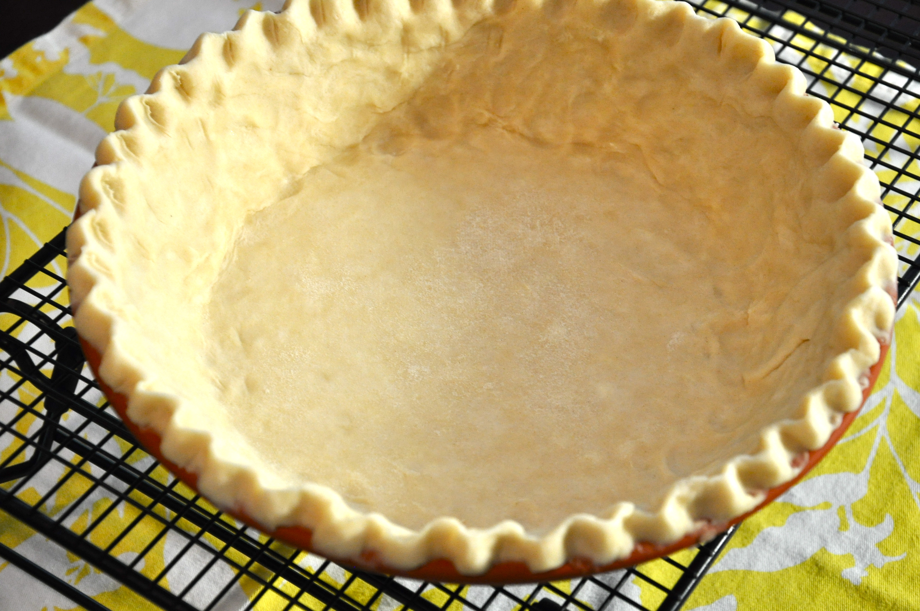 Here's a Good Basic Pie Dough recipe from Ken Haedrich, Dean of ...