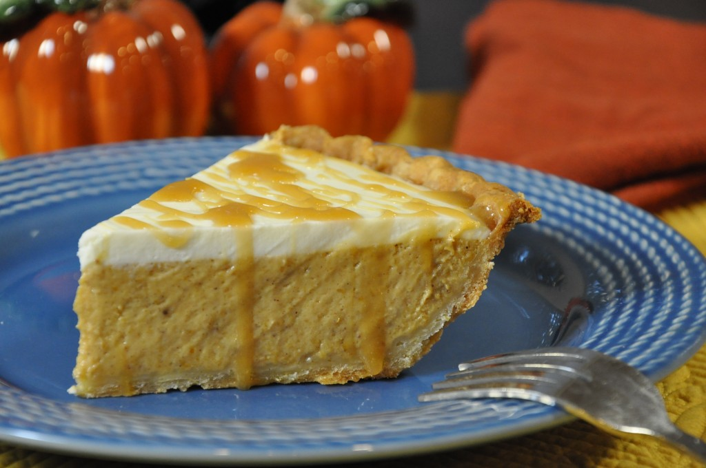 Pumpkin Pie at ThePieAcademy.com