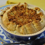 Thanksgiving Leftovers Pot Pies