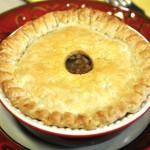 Meat and Potato Pot Pies
