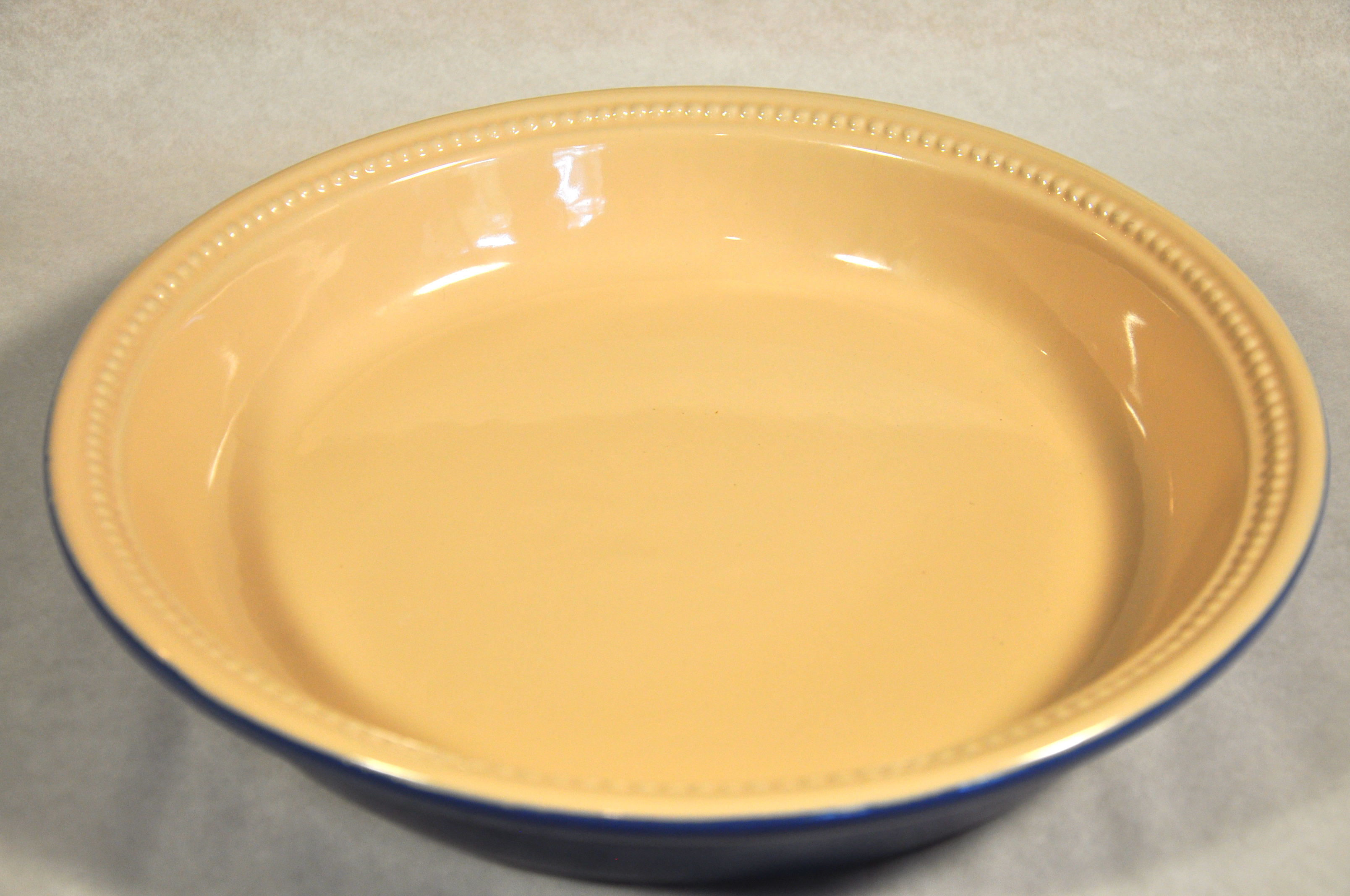 CURRENT INVENTORY & Private Le Creuset Stoneware offering at The Pie Academy
