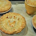 For the Love of Chicken Pot Pie