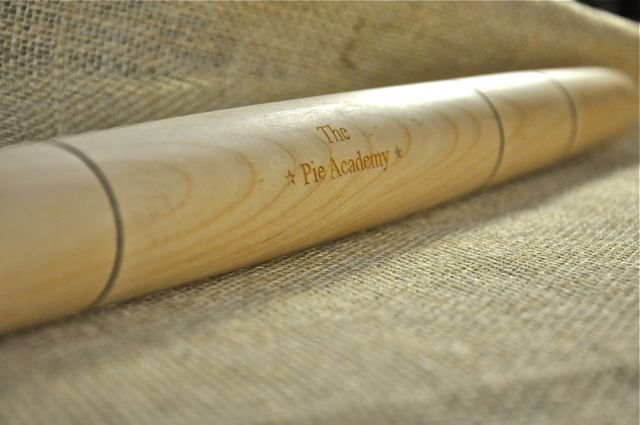 Pie Academy rolling pin