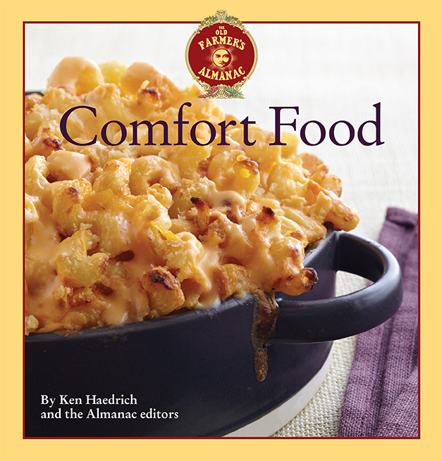 COMFORT FOOD by Ken Haedrich