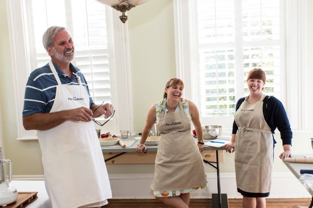 The Pie Academy's Lowcountry Pie Getaway