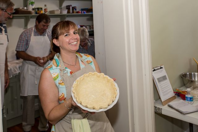 The Lowcountry Pie Getaway