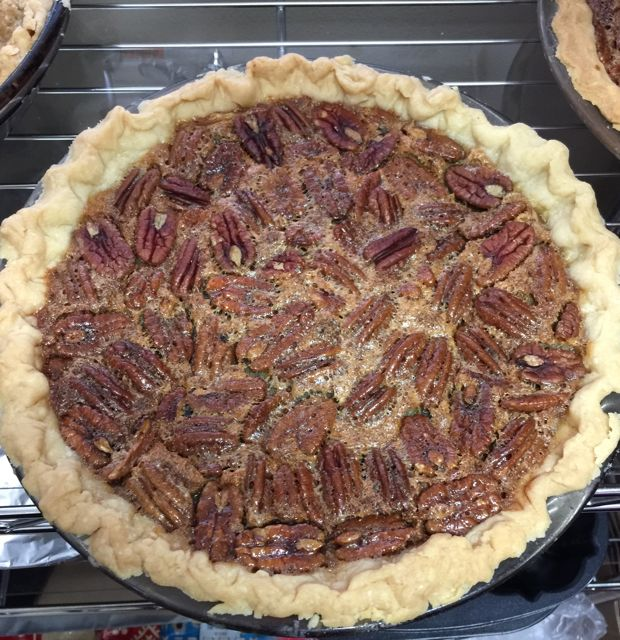 Amy Adams' Pecan Pie at ThePieAcademy.com