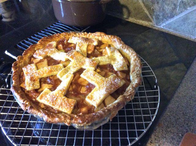 Tony's Favorite Apple Pie at ThePieAcademy.com
