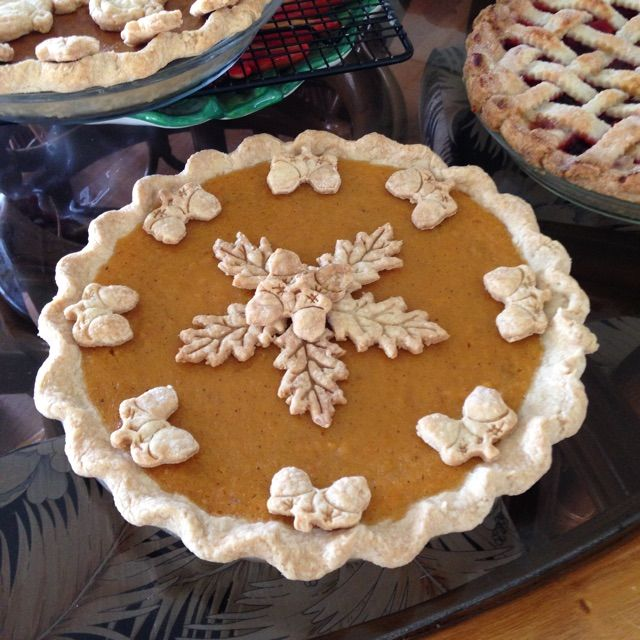 Madeleine's Sweet Potato Pie at ThePieAcademy.com