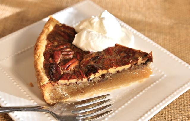 The perfect pecan pie at ThePieAcademy.com
