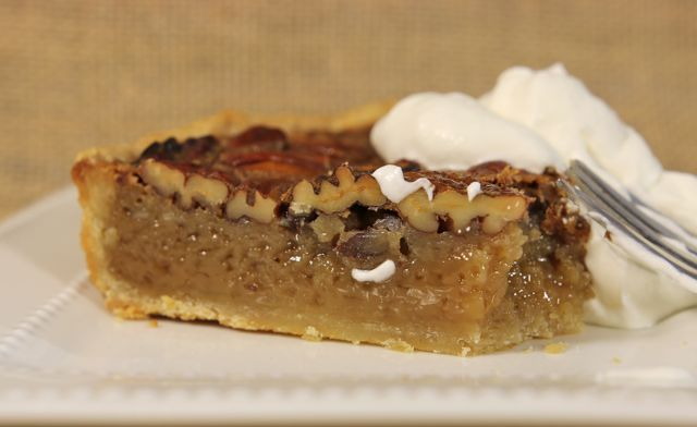 It's the perfect pecan pie, brought to you by Ken Haedrich and ThePieAcademy.com