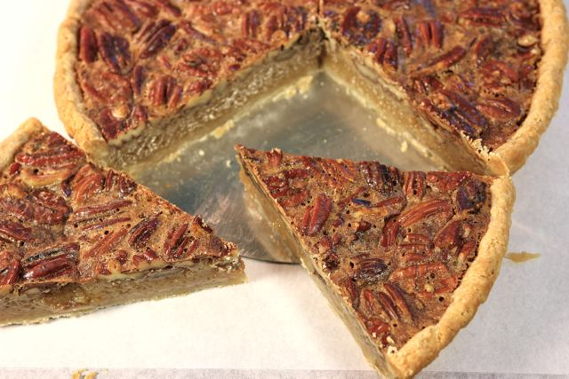 The perfect pecan pie from ThePieAcademy.com