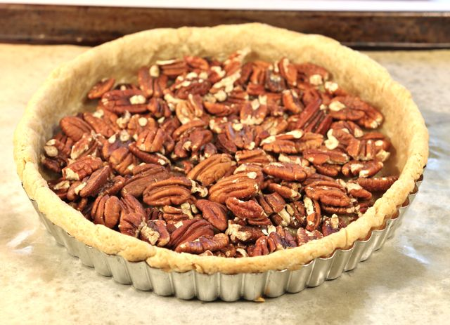 Building the perfect pecan pie at ThePieAcademy.com