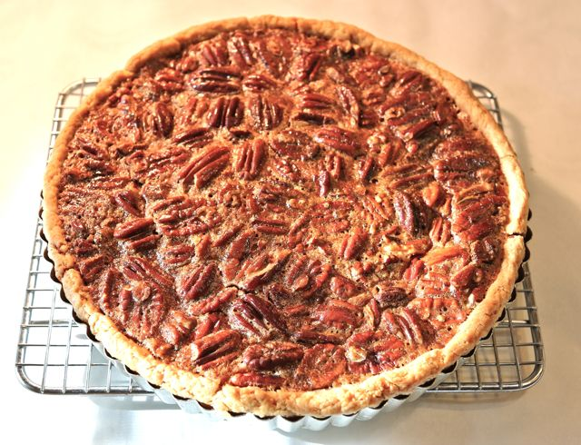 The masterpiece: Perfect Pecan Pie at ThePieAcademy.com