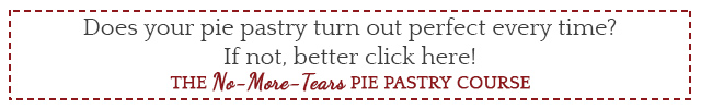 The No-More-Tears Pie Pastry Course from ThePieAcademy.com