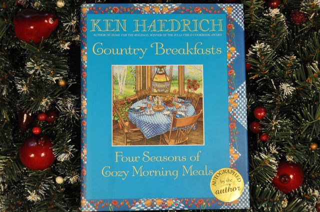 Country Breakfasts by Ken Haedrich at ThePieAcademy.com