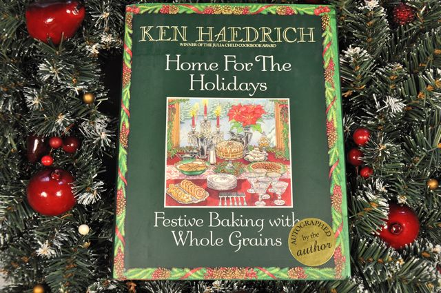 Home for The Holidays by Ken Haedrich at ThePieAcademy.com