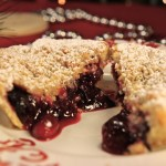 Stocking Stuffer Cranberry Cherry Pies
