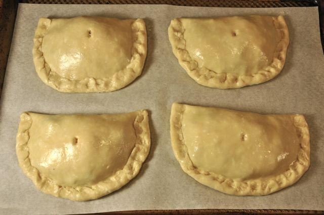 Philly Cheesesteak Hand Pies at The Pie Academy