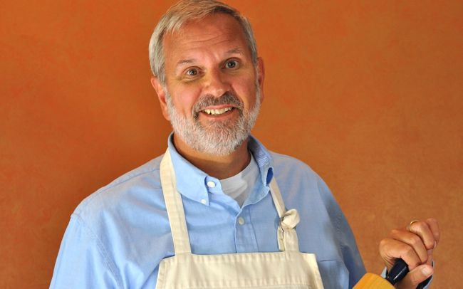 Yours truly, host and instructor for the 2015 Lowcountry Pie Getaway