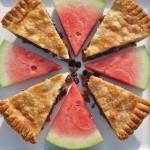Watermelon Rind Pie