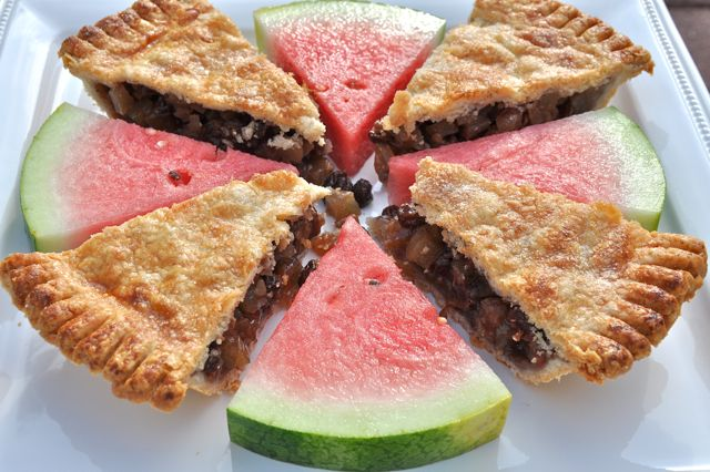 Watermelon RInd Pie at ThePieAcademy.com