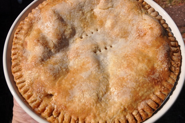 Freeze and bake apple pie from The Pie Academy
