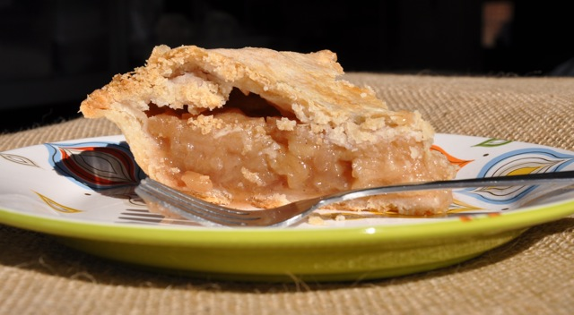 Freeze and bake apple pie at The Pie Academy
