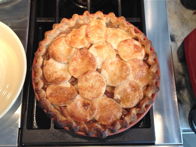 David's Apple Pie at The Pie Academy's Lowcountry Pie Getaway 2015