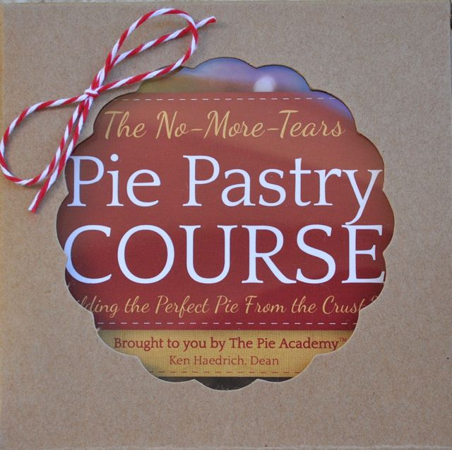 The No-More-Tears Pie Pastry Course at ThePieAcademy.com