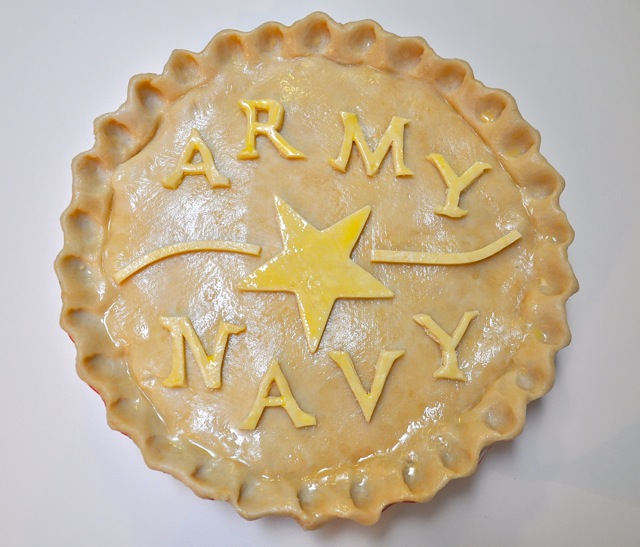 A meat pie for playoff season from The Pie Academy