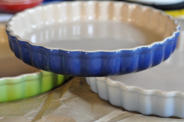9-inch Le Creuset Tart Pan from The Pie Academy