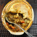 Moroccan Lamb Pot Pie for National Pie Day