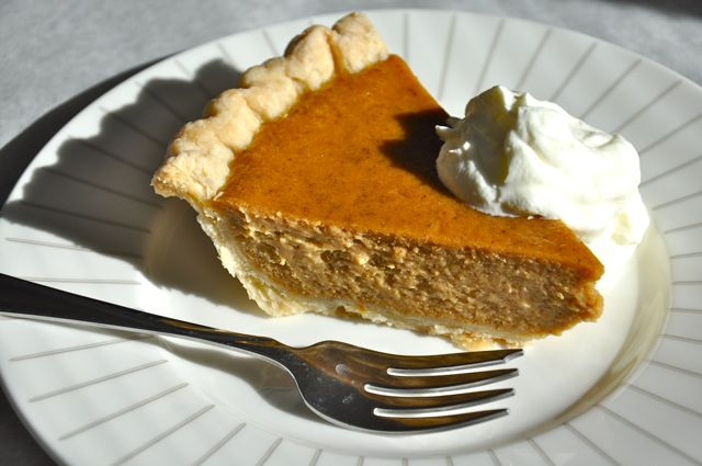 North Carolina Sweet Potato Pie at The Pie Academy