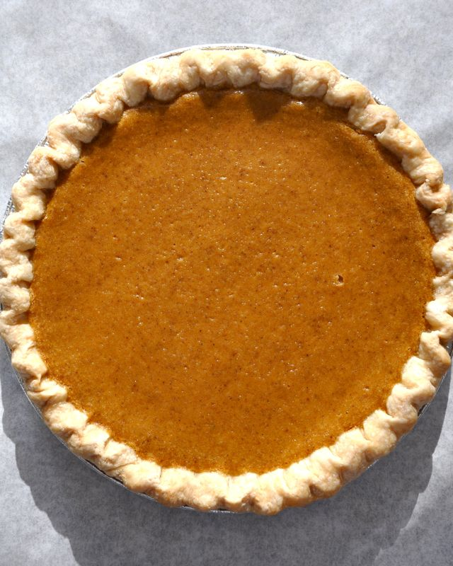 North Carolina Sweet Potato Pie from The Pie Academy