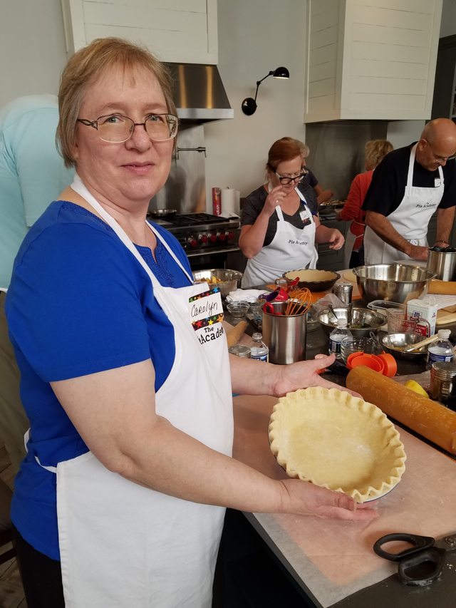 The Lowcountry Pie Getaway 2016
