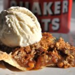 Butterscotch Oatmeal Pie