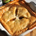Brats and Beer Pot Pie
