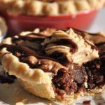 Tar Heel Pie for Valentine's Day