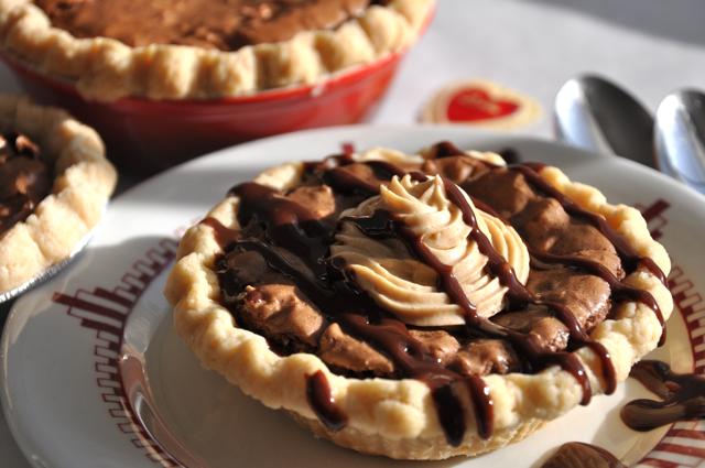 Tar Heel Pie from Ken Haedrich, Dean of The Pie Academy