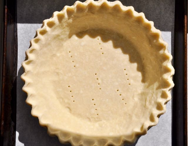 How to blind bake your pie shell - a complete guide