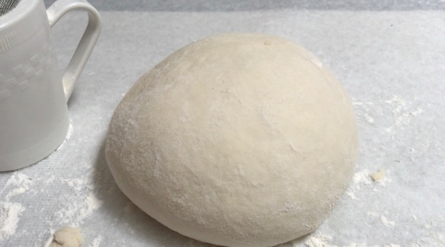 Food Processor Pizza Dough for Grilled Pizza at The Pie Academy
