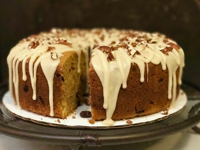 Sweet Potato Pound Cake from The Harvest Baker by Ken Haedrich