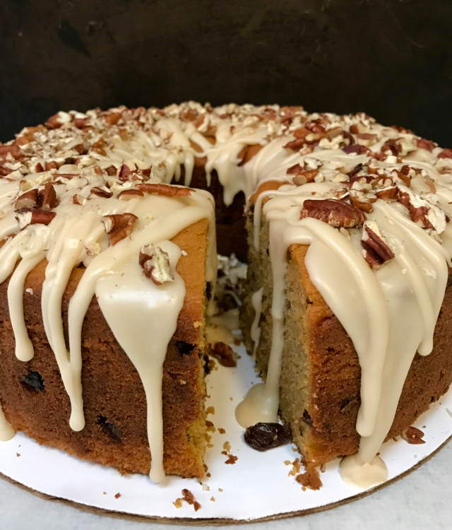 Sweet Potato Pound Cake from The Harvest Baker