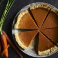 Sweet Carrot Pie