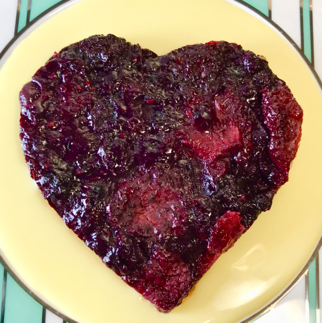 Three Berry Galette from The Pie Academy
