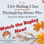 Watch the Savory Thanksgiving Dinner Pies Replay Now