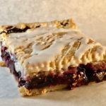 Cherry Blueberry Slab Pie