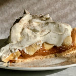Banoffee Peanut Butter Pie