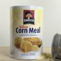 Cornmeal Pie Dough (Single and Double Crust Versions)